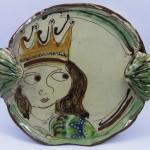 large platter queen slab